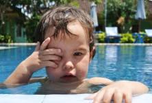 Nejčastější letní úrazy dětí
