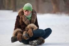 Úrazy na ledu - jak jim předejít?